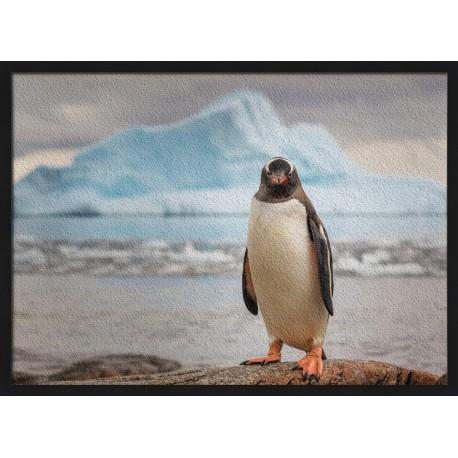 Topný obraz - Tučňák