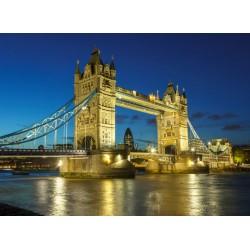 Topný obraz - London Bridge v noci