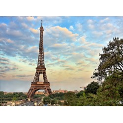 Topný obraz - Paříž