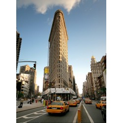 Topný obraz - New York Flatiron