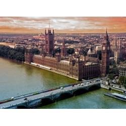 Topný obraz - London