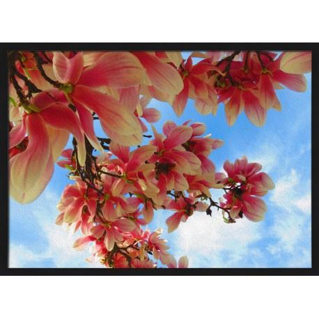 Topný obraz - Rozkvetlý strom