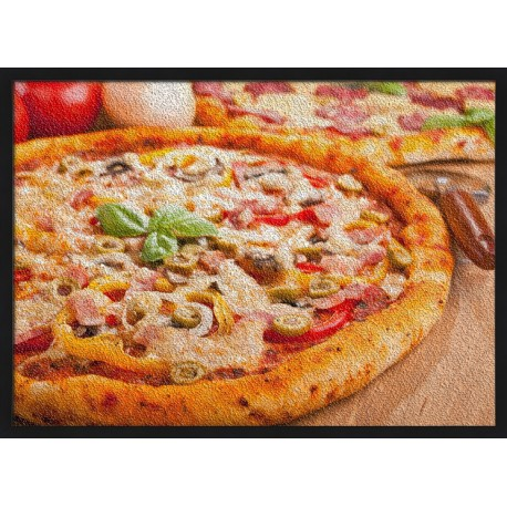 Topný obraz - Pizza