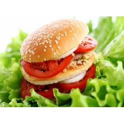 Topný obraz - Hamburger