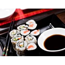 Topný obraz - Sushi