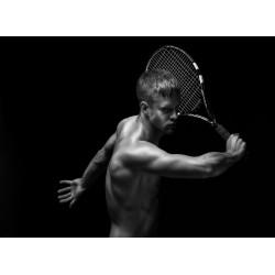 Topný obraz - Tenis