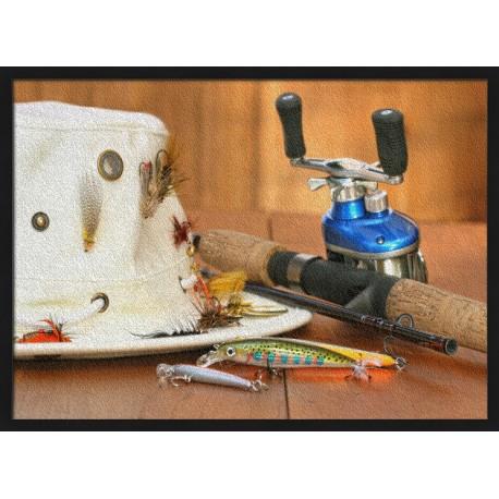 Topný obraz - Rybářství