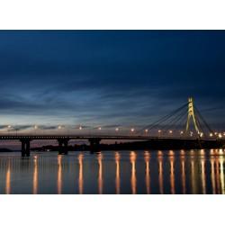 Topný obraz - Kyjev