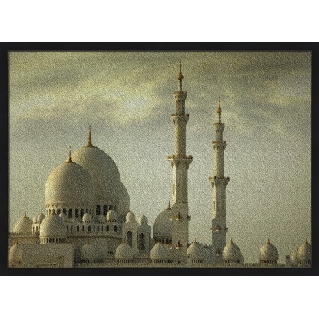 Topný obraz - Spojené arabské emiráty