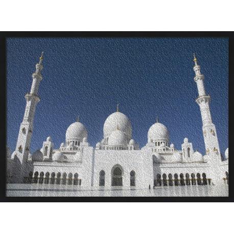 Topný obraz - Abu Dhabi