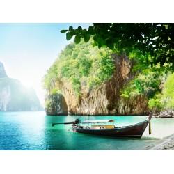 Topný obraz - Souostroví v Thajsku