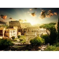 Topný obraz - Forum Romanum