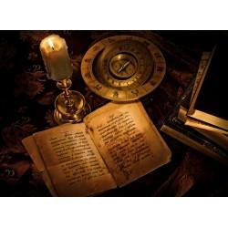 Topný obraz - Astrologický zápisník