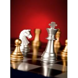 Topný obraz - Šachy