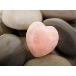 Topný obraz - Kamínkové srdce