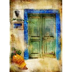 Topný obraz - Umělecká malba