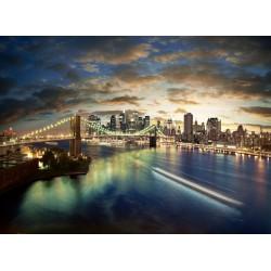 Topný obraz - New York
