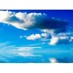 Topný obraz - Nebe