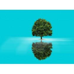 Topný obraz - Strom života