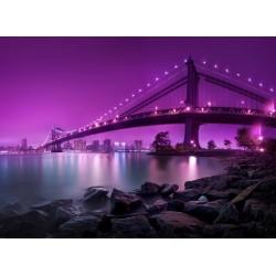 Topný obraz - Most Manhattan