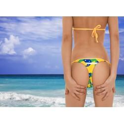 Topný obraz - Pláž Brazílie