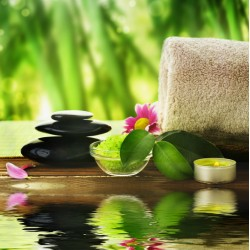 Topný obraz - Relaxační procedura