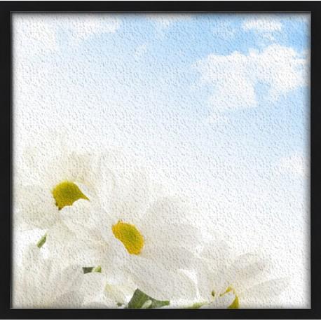 Topný obraz - Kopretiny