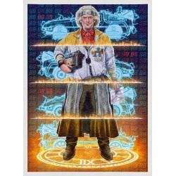 Topný obraz - Back To The Future Doctor -  180W - 580 x 380 mm