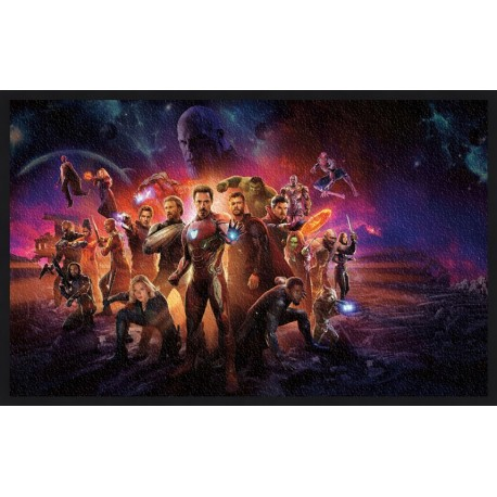 Topný obraz - Avengers Infinity War - 540W - 970 x 630 mm