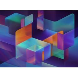 Topný obraz - Abstraktní svět