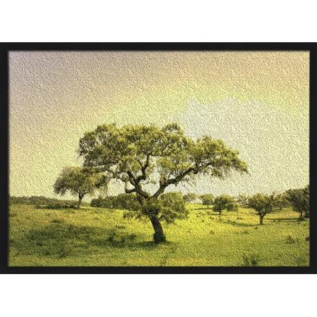 Topný obraz - Strom