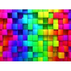 Topný obraz - Barevné spektrum