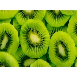 Topný obraz - Kiwi