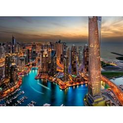 Topný obraz - Dubai