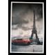 Topný obraz - Eiffelova věž - 540W - 970 x 630 mm