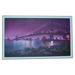 Topný obraz - Most Manhattan -  360W - 880 x 530 mm