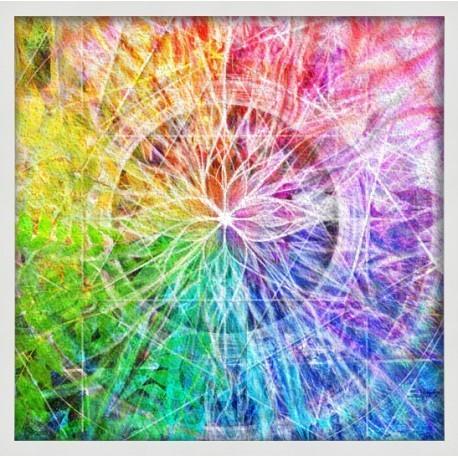 Topný obraz - Mandala 250W