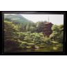 Topný obraz - Tibetský chrám -  540W - 970 x 630 mm