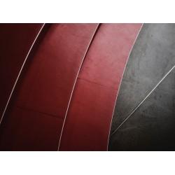 Topný obraz - Červenošedý Abstrakt