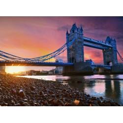 Topný obraz - Tower Bridge