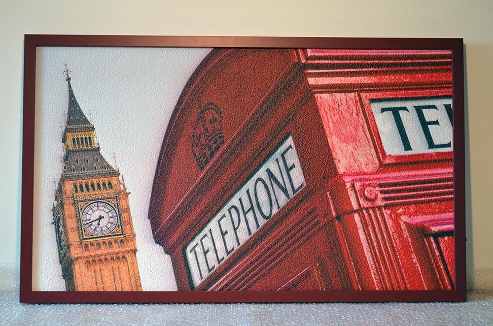 180W - Infrapanel Big Ben a telefonní budka