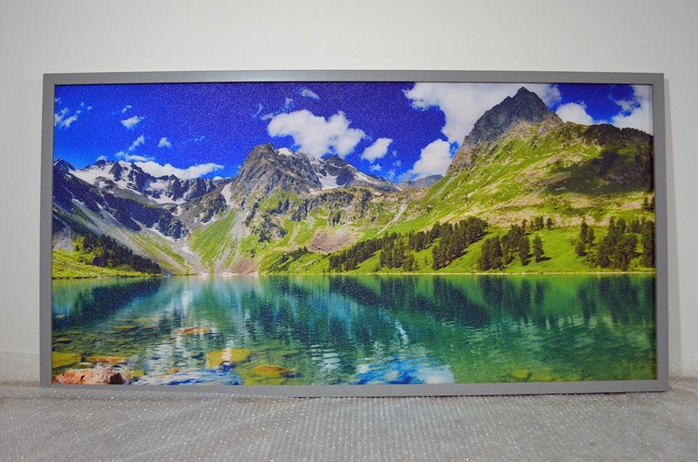 Topný obraz o výkonu 720W - motiv Jezero