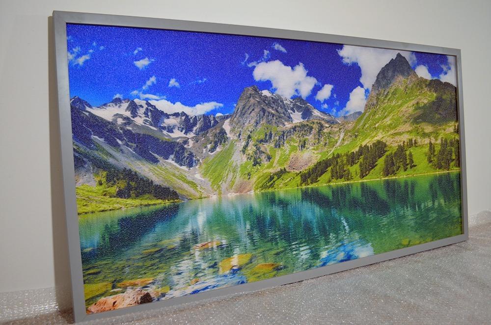 Topný obraz 720W - Jezero